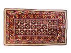 Banjara Tribal Hand Embroidery Vintage Kutch Chakla Wall Hanging Tapestry
