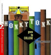 Good Time Charlie - Honky Tonk Goes to College [New CD] Manufactured On Demand