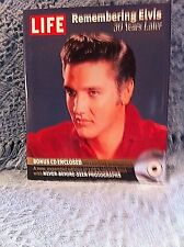 NOS 2007 LIFE BOOK ELVIS REMEMBERED A CELEBRATION IN PICTURES 30 YEARS LATER