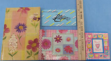 New Journal 2 Picture Photograph Photo Album Books & Father Love Coupons Book