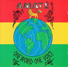 Amaté - One World One Voice (CD 1993)
