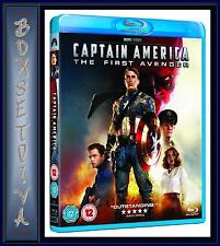 CAPTAIN AMERICA - THE FIRST AVENGER  *BRAND NEW - REGION FREE*