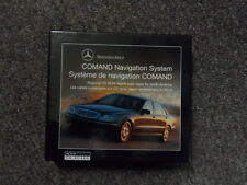 2000 Mercedes Benz COMAND NAV System MIDWEST Digital Road Map CD#5 w/ CASE