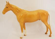 "Beswick  horse  ""Bois Roussel 'Palomino Gloss! 701"