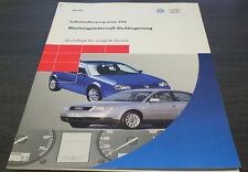 VW Golf 4 IV Typ1J Audi A6 C5 Typ 4B Wartung Intervall Verlängerung  SSP 224