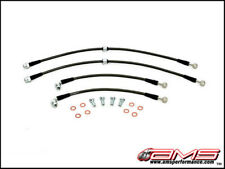 AMS Mitsubishi Evolution X Stainless Steel Brake Lines