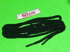SHOELACES 60CM HIKER BLACK LACES DRESS SHOES *IN AUSTRALIA* SHOE LACES