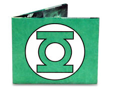Dynomighty DC Comics GREEN LANTERN bifold MIGHTY WALLET made of tyvek