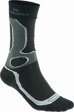 Meindl Herren air Revolution Dry Outdoor & Funktions- Socken schwarz / silber