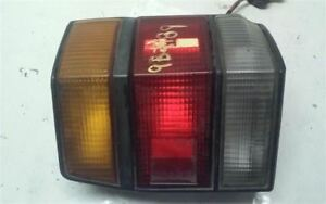 Passenger Right Tail Light Fits 87-88 JUSTY 25561