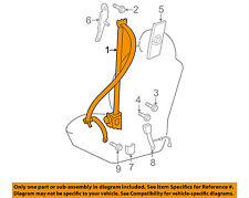 73220-35780-C2 Toyota Belt assy, front seat outer, lh 7322035780C2, New Genuine
