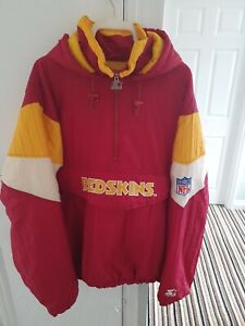 Vintage Washington Redskins NFL Starter Slip Jacket