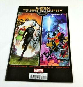 Marvel X-Men Seeds of Tomorrow Free Edition Preview Rated T+ Magazine Cool Art