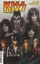 Kiss #4 Cover A Comic Book 2017 - Dynamite