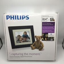 Philips SPF3010C/G7 10.4'' Digital Picture Frame New Open Box