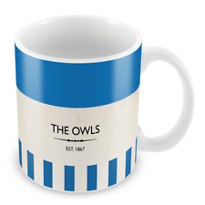 THE OWLS - SHEFFIELD WEDNESDAY FC FAN FOOTBALL MUG Vintage Style GIFT FOR HIM
