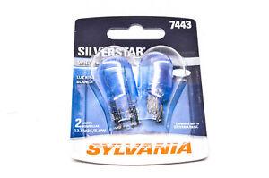 Sylvania 7443ST.BP2 Sylvania Silverstar Lamps NOS