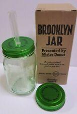 Green Brooklyn Jar made in Japan Unused