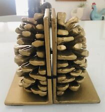 Hearth & Hand Magnolia Acorn Bookends- New Chip And Joanna Gaines