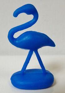 100 Blue Yard Flamingo Miniatures (1 Set of 100) Party Gender Reveal Boy