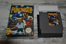 Punch out Punch-Out boite - NINTENDO NES - NON COMPLET