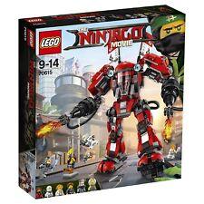 Lego Ninjago 70615 Robot del fuego  New and Sealed
