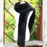 Femmes Fausse Fourrure Longue Col Écharpe Hiver Wrap Étole Chaud Écharpes Lady G