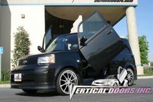 Vertical Doors - Vertical Lambo Door Kit For Scion xB 2004-07 -VDCSCXB0406