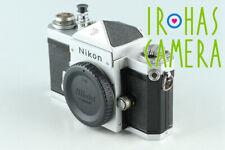 Nikon F 35mm SLR Film Camera #29119 D3