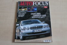 156041) Jaguar XJ - Smart Roadster - Audi A6 allroad quattro 4.2 - Auto Focus 03
