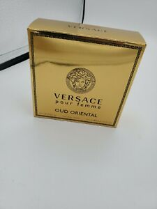 Versace Pour Femme Oud Oriental by Versace, 3.4 oz EDP Spray  NOT SEALED