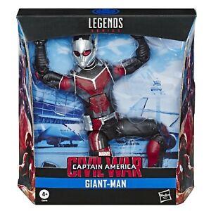 """Marvel Legends 6"""" MCU Giant Man Ant-Man BAF Sealed New Captain America Civil War"""