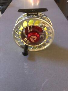 Nautilus Fly Reel CCF X2 Size 8-9