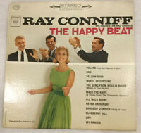 Ray Conniff - The Happy Beat / Vintage LP 1963 Stereo VG/VG