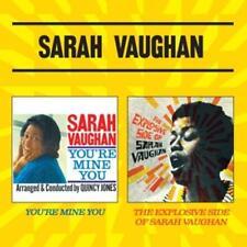 You 're mine you + The esplosivo Sarah Vaughan-CD