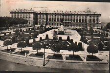 ANTIGUA POSTAL MADRID . PLAZA DE ORIENTE  . MIRA MAS EN MI TIENDA CC1566