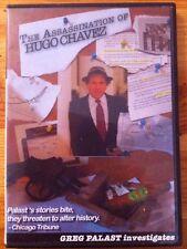 The Assassination of Hugo Chavez, Greg Palast Investigates (DVD)