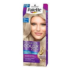 Schwarzkopf PALETTE C10 (10-1) Frosty Silver Blond Color Creme Permanent Hair
