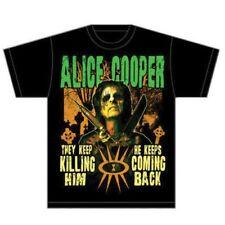 Alice Cooper Graveyard T-Shirt Unisex Taille / Size XL ROCK OFF