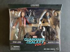 Marvel Legends Guardians of the Galaxy vol. 2 Action Figure Set Star-Lord & Ego