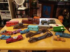 New ListingVintage Diecast Lot Tootsie Midge Dinky Cars, Trucks and Trailers Parts / Repair