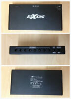 BoxKing BK05 Noise-free Power Bank for Pedalboard/Musical Instruments,12800mAh