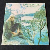 For The Roses JONI MITCHELL Gatefold LP (Vinyl, SD 5057, Asylum Records, 1972)