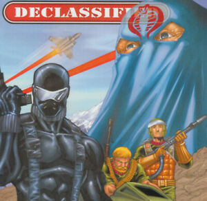 DDP Devils Due Publishing Gi Joe Declassified Issue No 3 Cover A October 2006