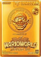 Nintendo Gamecube Wario World with Tracking number New from Japan