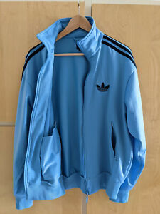 Adidas Originals Firebird Trainingsjacke Blau Gr. M