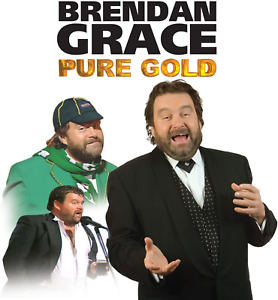 Brendan GRACE Pure Gold NEW CD (with Bonus Track 'Father Of The Bride') 2020