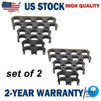 12pcs 7mm 8mm Plastic Spark Plug Wire Separators Dividers Looms For Chevy Ford