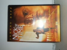 NICK OF TIME DVD,JOHNNY DEPP