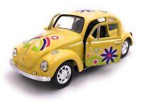 VW Käfer Beetle Modellauto Auto LIZENZPRODUKT 1:34-1:39 versch. Farben